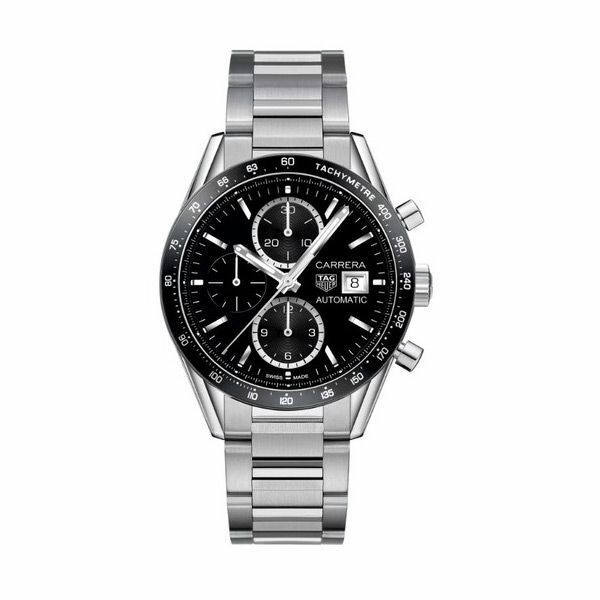 Montre TAG Heuer Carrera Calibre 16 Automatic Chronograph 41mm