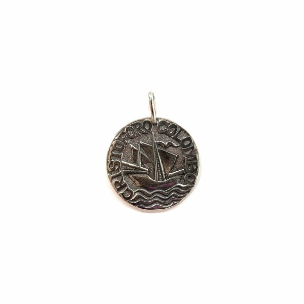Médaille Corse Mariotti Calvi C.C GM en argent, 28mm