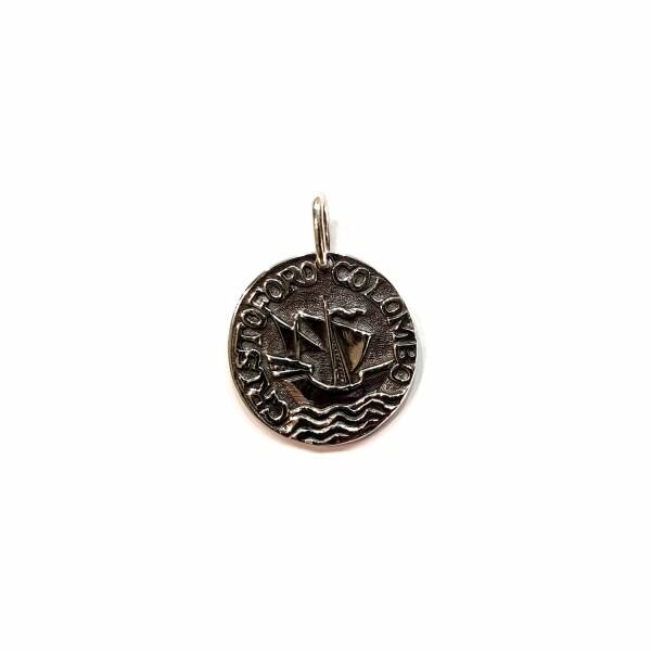 Médaille Corse Mariotti Calvi C.C MM en argent, 20mm