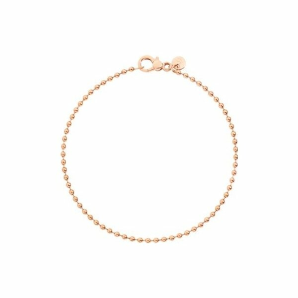 Bracelet Dodo Everyday en or rose, 18cm