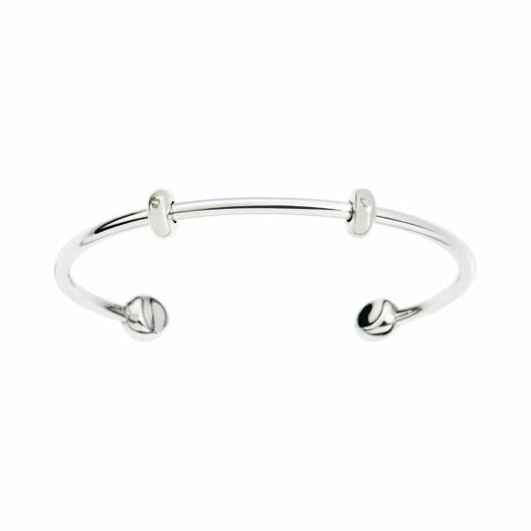 Bracelet Dodo Cuff en argent