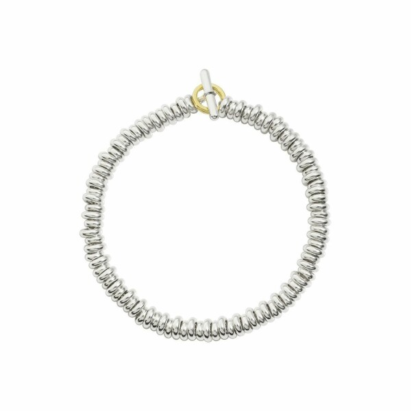Bracelet en kit DoDo avec rondelles en argent
