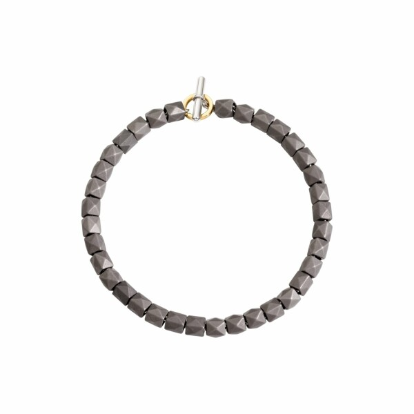 Bracelet DoDo en titane 20.5 cm