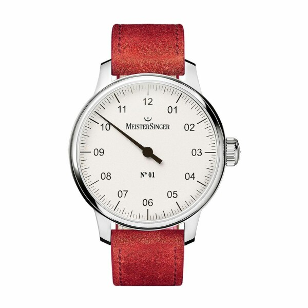 Montre MeisterSinger No.01 - 40mm DM301