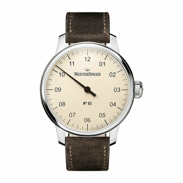 Montre MeisterSinger No.01 - 40mm DM303
