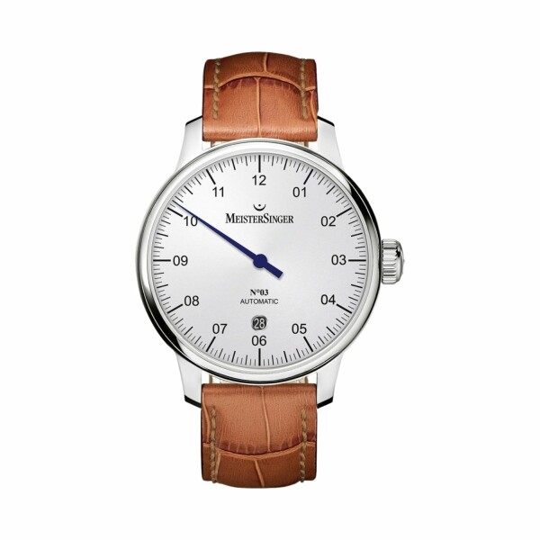 Montre MeisterSinger No.03 - 40mm DM901