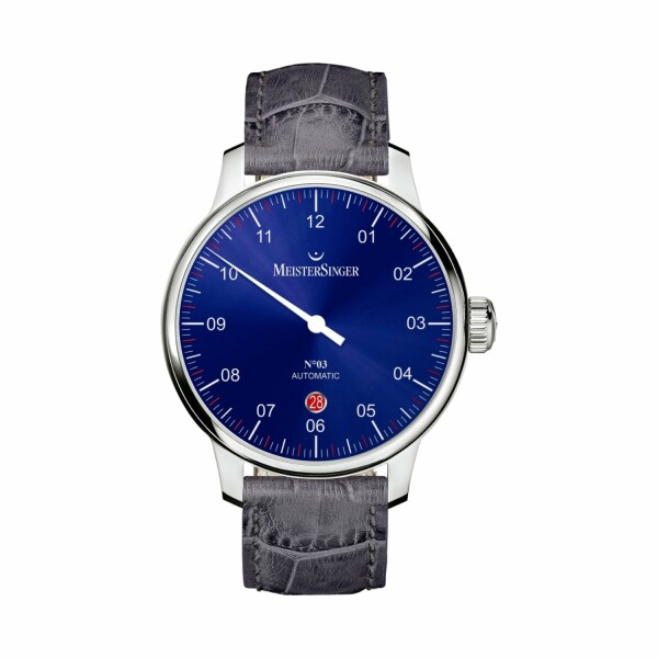 Montre MeisterSinger No.03 - 40mm DM908