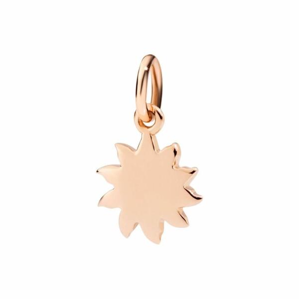 Pendentif DoDo Soleil en or rose