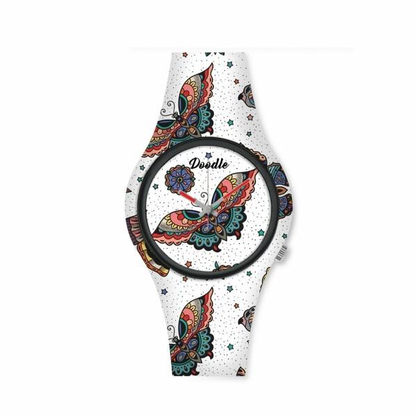 Montre Doodle Nature Mood Papillon
