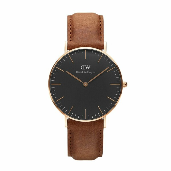 Montre Daniel Wellington Classic Black Durham