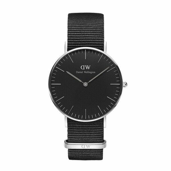 Montre Daniel Wellington Classic Black Cornwall