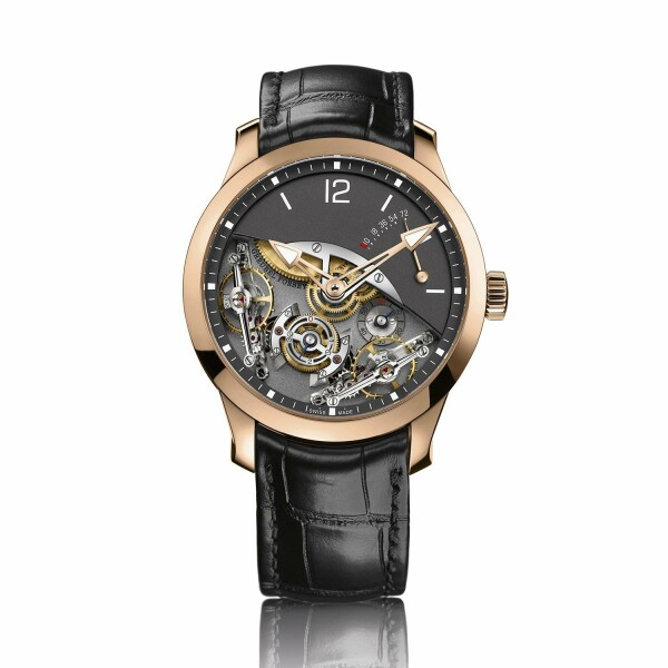 Montre Greubel Forsey Double Balancier