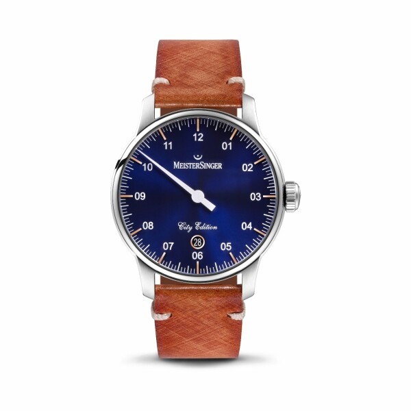 Montre Meistersinger City Edition ED-CITYPARIS2019