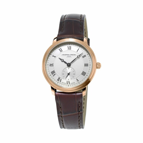 Montre Frédérique Constant Slimline Ladies Small Secnonds