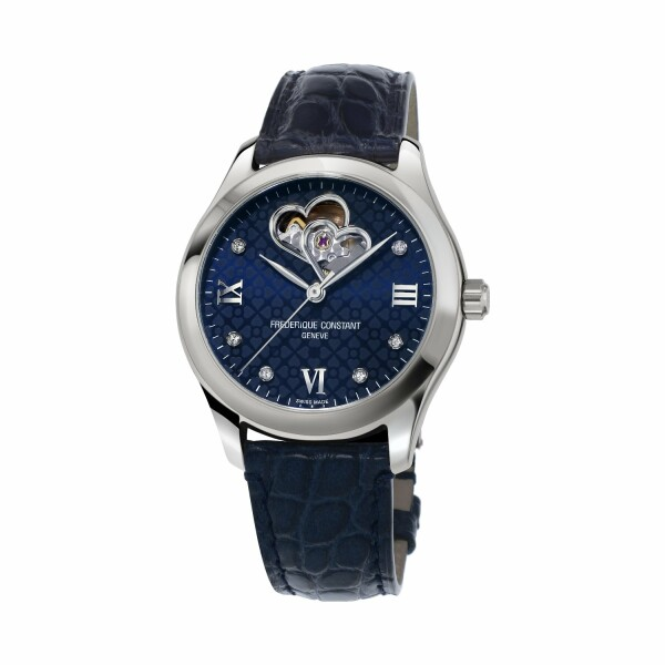 Montre Frédérique Constant Ladies Automatique Double Heart Beat