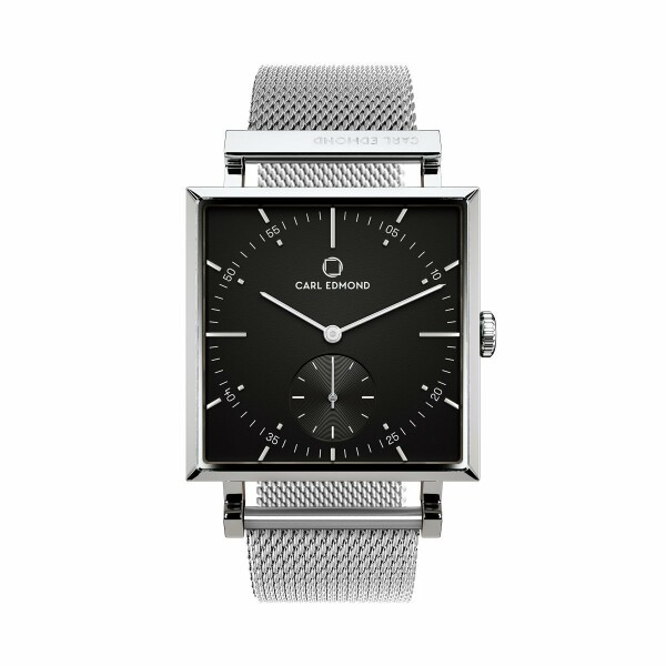 Montre Carl Edmond Granit Black