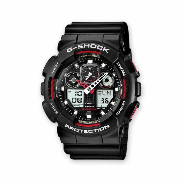 Montre Casio G-Shock GA-100-1A4ER