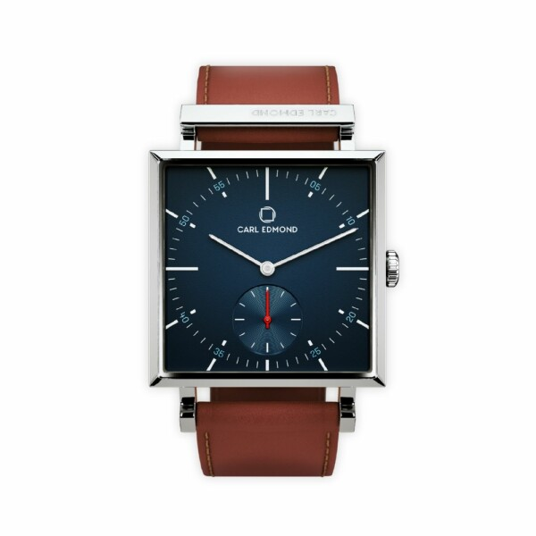 Montre Carl Edmond Granit Navy Blazer