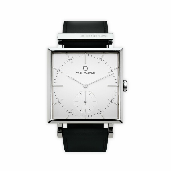 Montre Carl Edmond Granit White