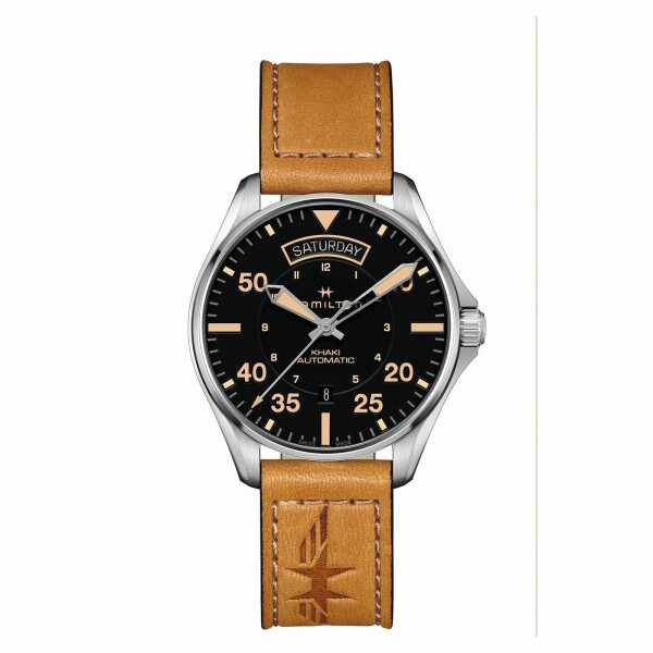 Montre Hamilton Khaki Aviation Khaki Pilot Automatic