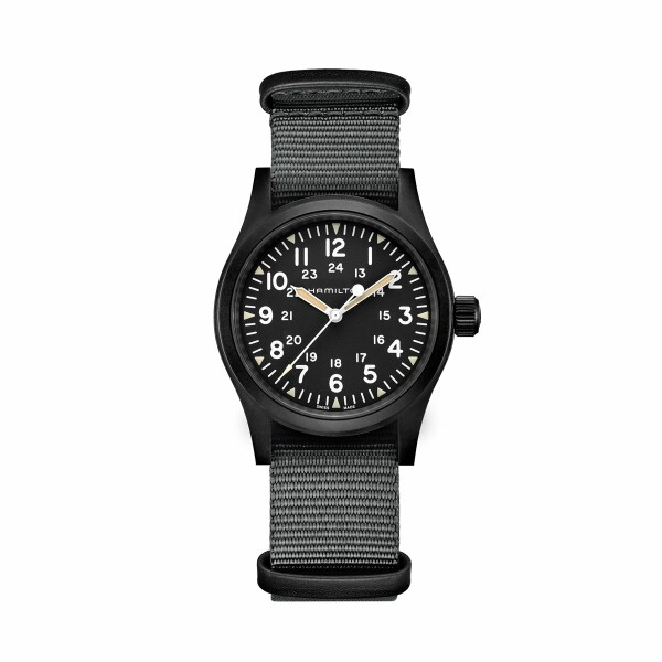 Montre Hamilton Khaki Field Khaki Field Mechanical