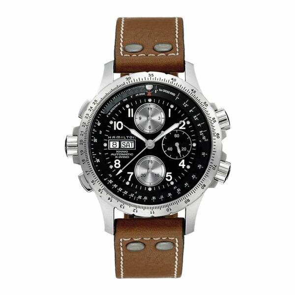 Montre Hamilton Khaki Aviation X-Wind Auto Chrono