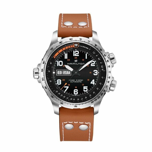 Montre Hamilton Khaki Aviation Khaki X-Wind Automatic