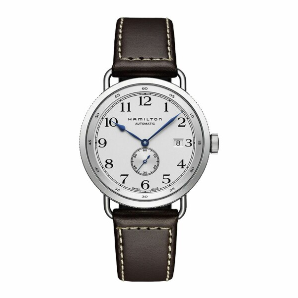 Montre Hamilton Khaky Navy Pioneer Small Second