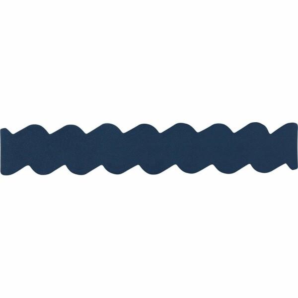 Bracelet Jourdan Bijoux Jiji en cuir bleu marine