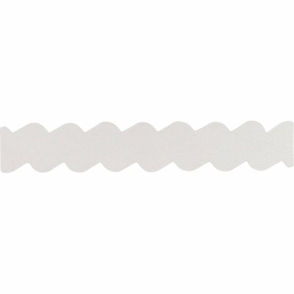 Bracelet Jourdan Bijoux Jiji en cuir blanc
