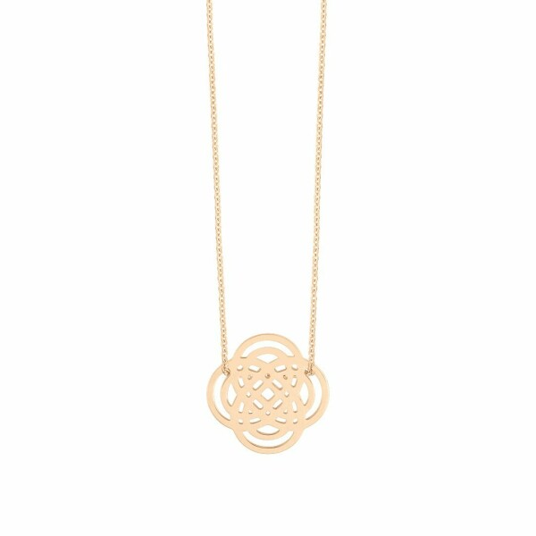 Collier GINETTE NY PURITY GOLD en or rose