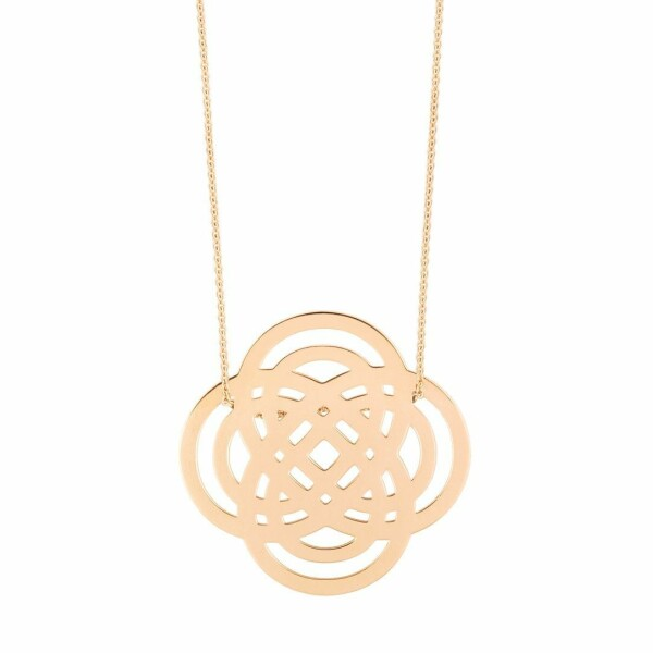 Collier GINETTE NY BABY PURITY GOLD en or rose