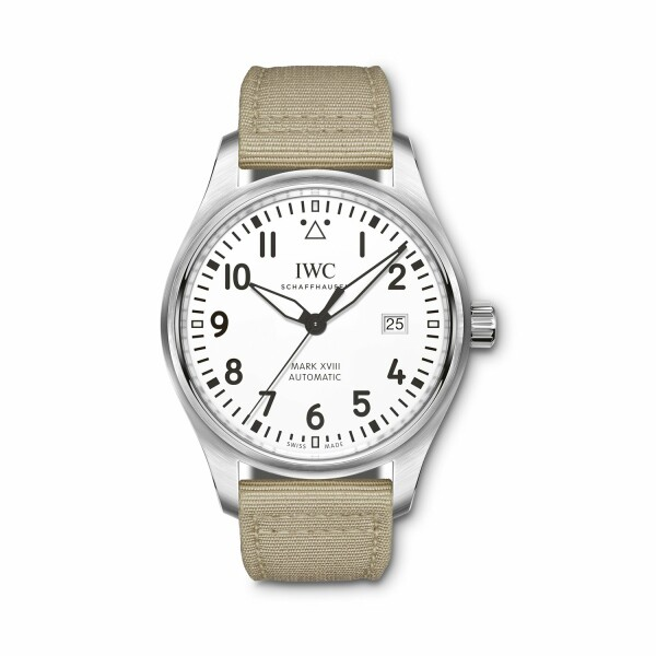 Montre d'aviateur IWC Mark XVIII