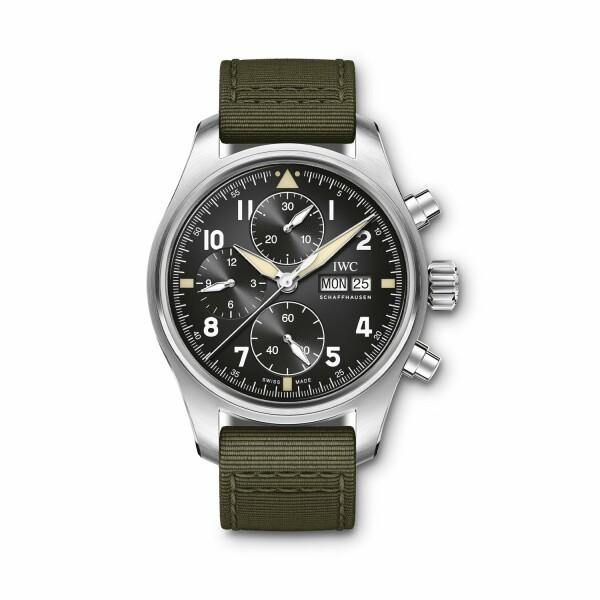 Montre d'aviateur IWC Chronographe Spitfire