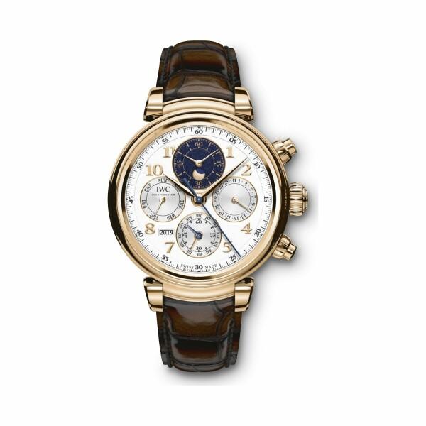 Montre IWC Da Vinci Clendrier Perpétuel Chronographe