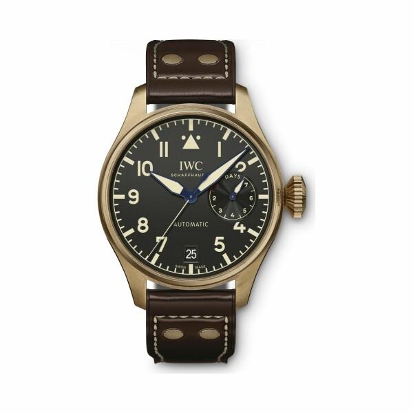 Montre d'Aviateur IWC Big Pilot's Watch Heritage