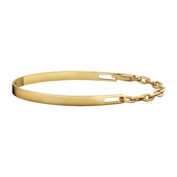 Bracelet Arthus Bertrand Twenty petit modèle en or jaune