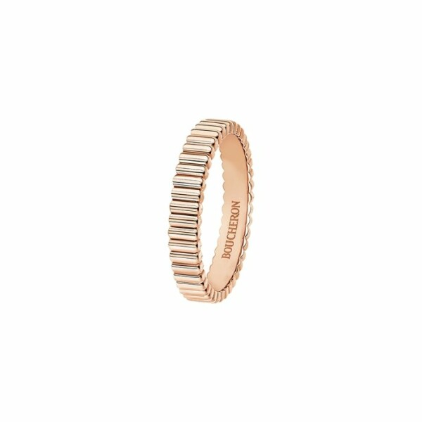 Alliance Boucheron Quatre en or rose