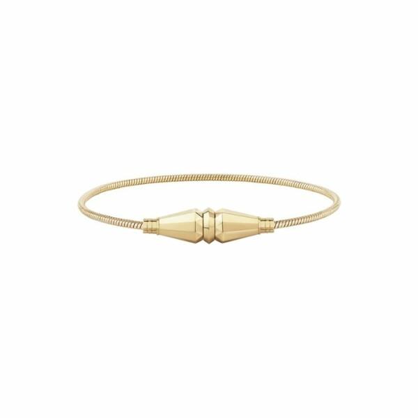 Bracelet Boucheron Jack un tour en or jaune