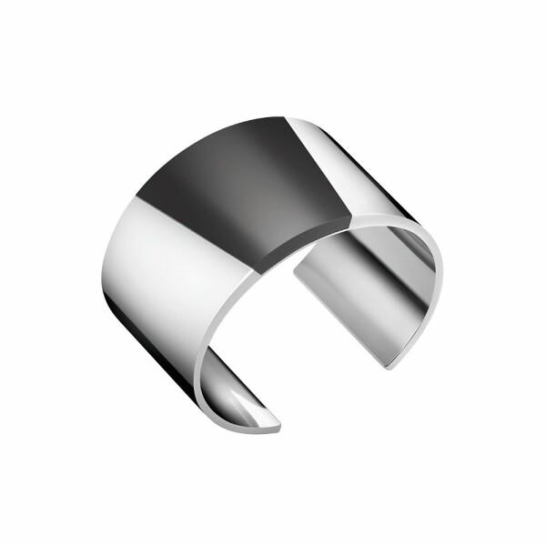 Bracelet Calvin Klein Distinct en acier et plastique, taille S