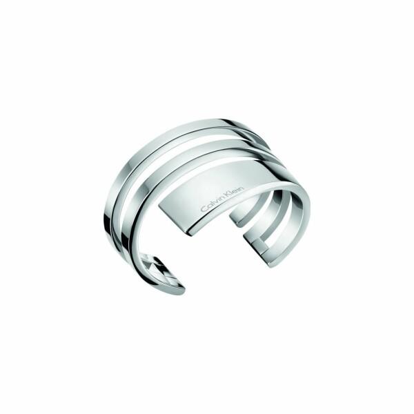 Bracelet Calvin Klein Beyond en acier, taille S