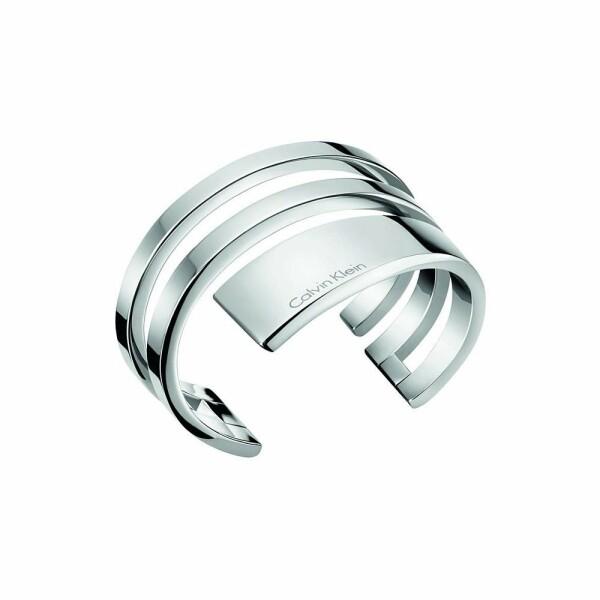 Bracelet Calvin Klein Beyond en acier, taille XS