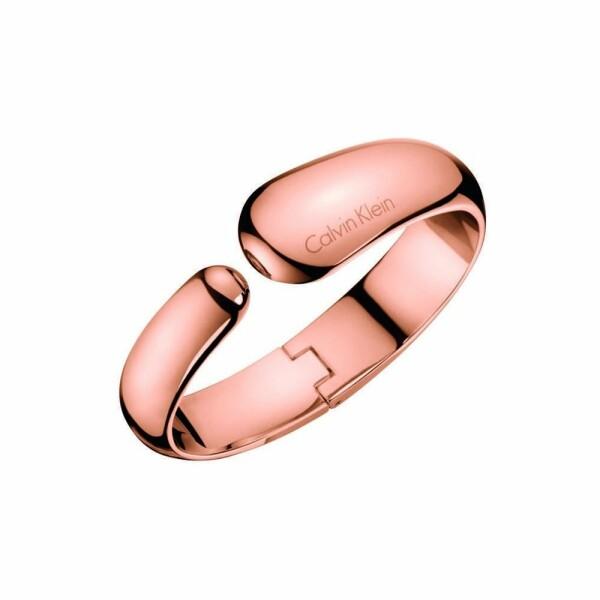 Bracelet Calvin Klein Informal en plaqué or rose, taille M
