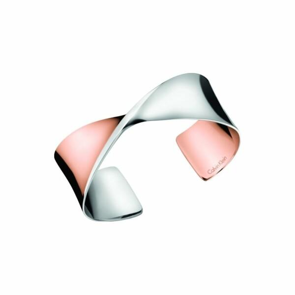 Bracelet Calvin Klein Supple en acier PVD, taille S