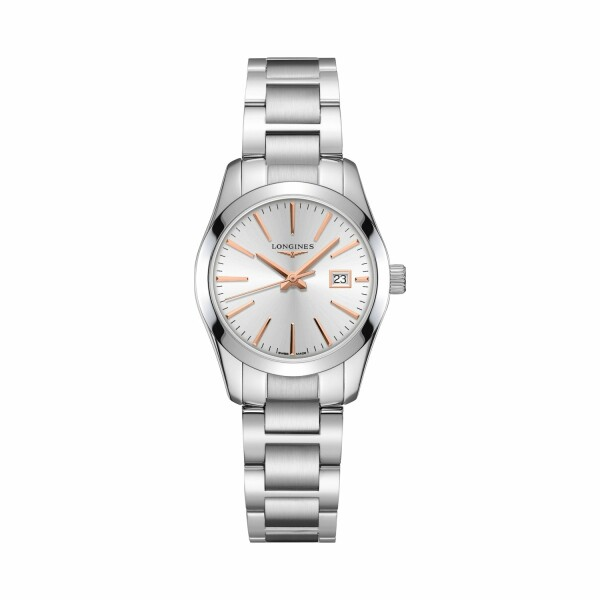 Montre Longines Conquest Classic Lady L2.286.4.72.6