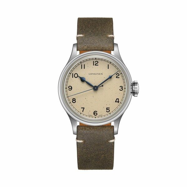 Montre Longines Heritage Military L2.819.4.93.2