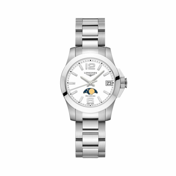 Montre Longines Conquest L3.380.4.16.6