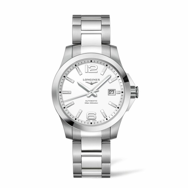 Montre Longines Conquest L3.776.4.16.6