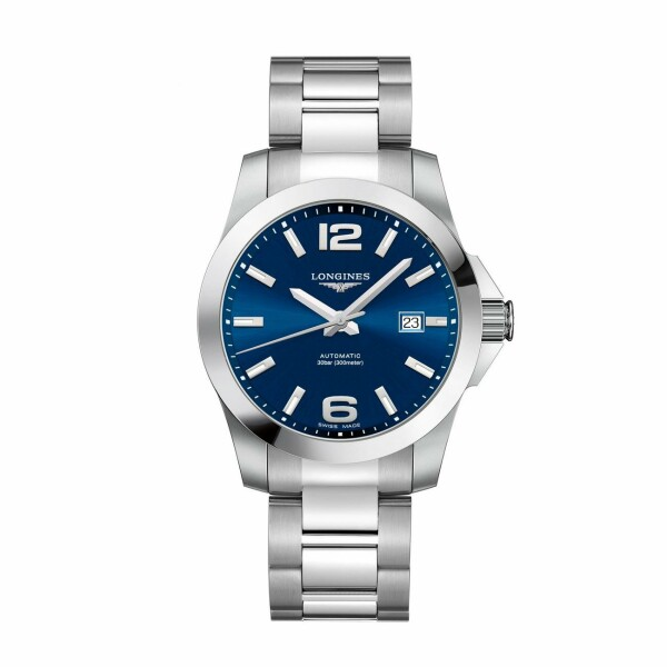 Montre Longines Conquest L3.777.4.99.6