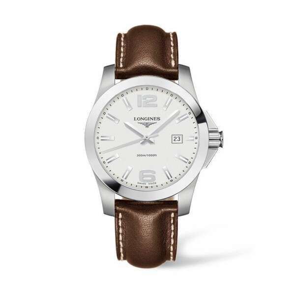 Montre Longines Conquest L3.759.4.76.5